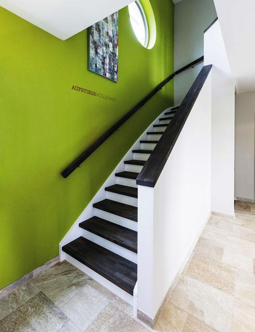 Treppe auf Beton von Güta